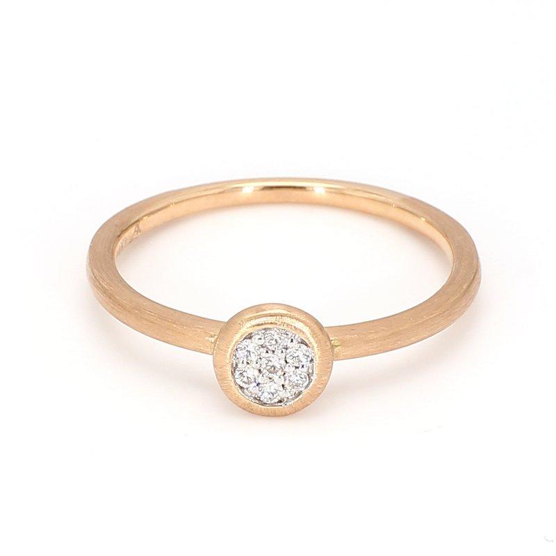 .07 Carat Diamond Engagement Ring
