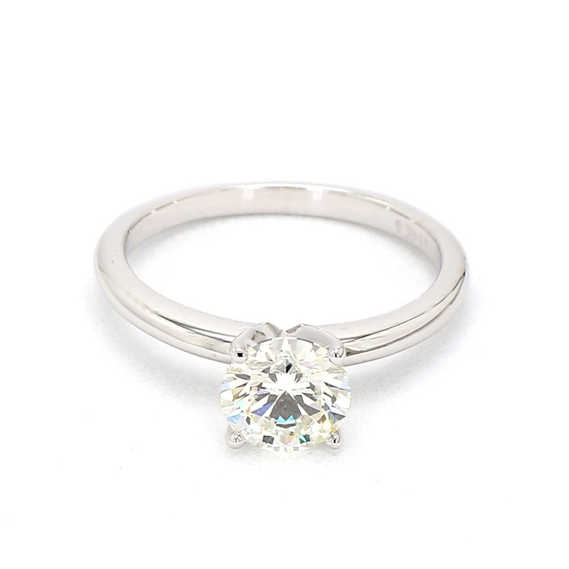 1 1/3ct Laboratory Grown Solitaire Diamond Engagement Ring