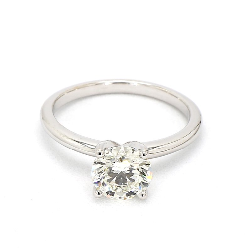 1 1/2ct Laboratory Grown Solitaire Diamond Engagement Ring