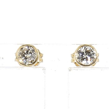 1/3ct Diamond Stud Earrings