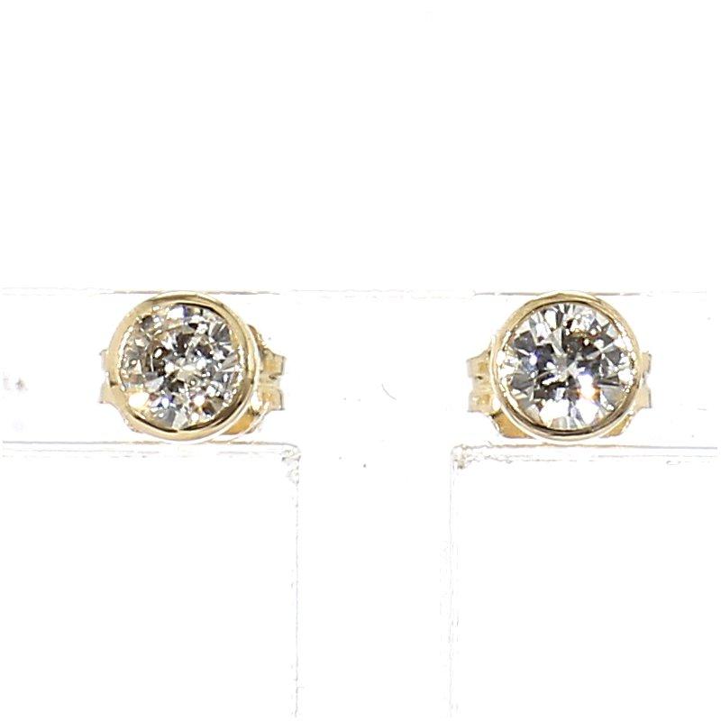 1/3ct Diamond Stud Earrings