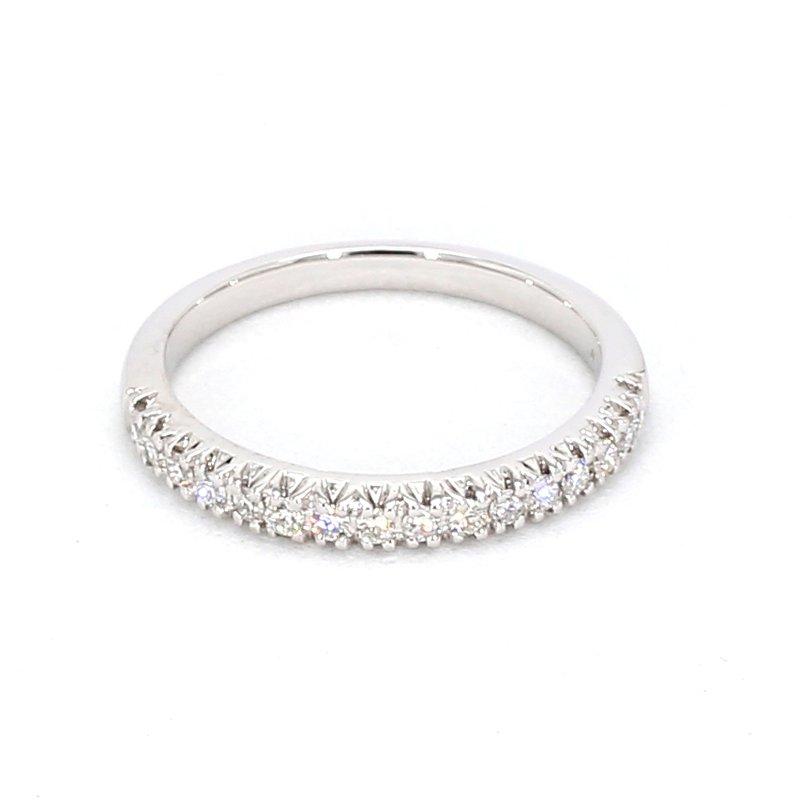 .25 Carat Diamond Smart Eternity Wedding Or Anniversary Ring