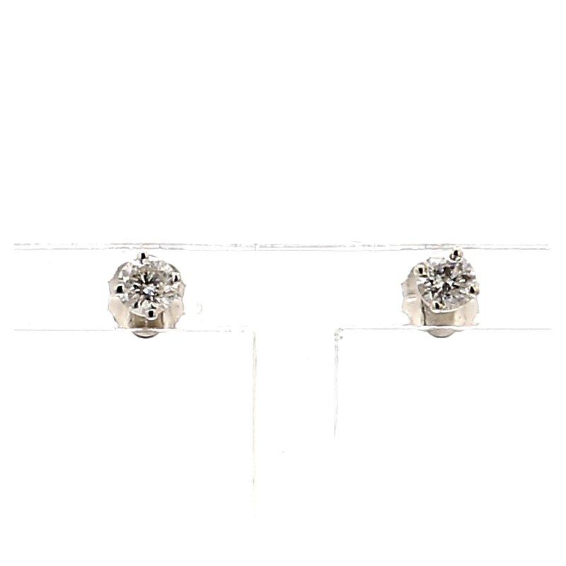 1/4ct Diamond Stud Earrings