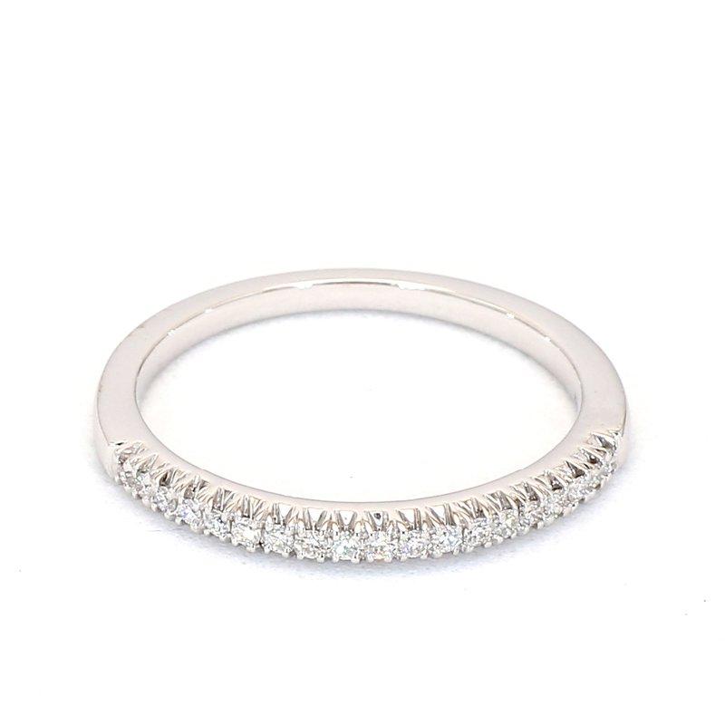 1/10ct Thin Petite Diamond Ring