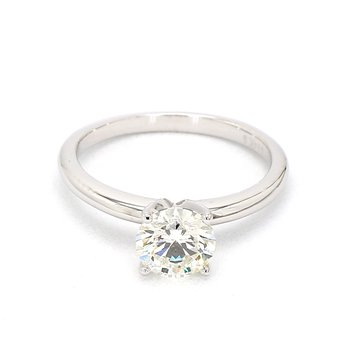 1 1/4ct Laboratory Grown Solitaire Diamond Engagement Ring