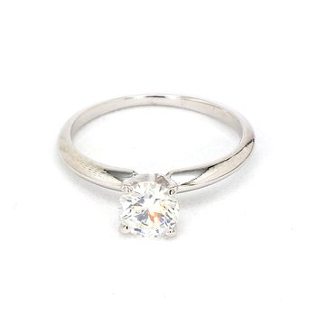3/4ct Solitaire Diamond Engagement Ring