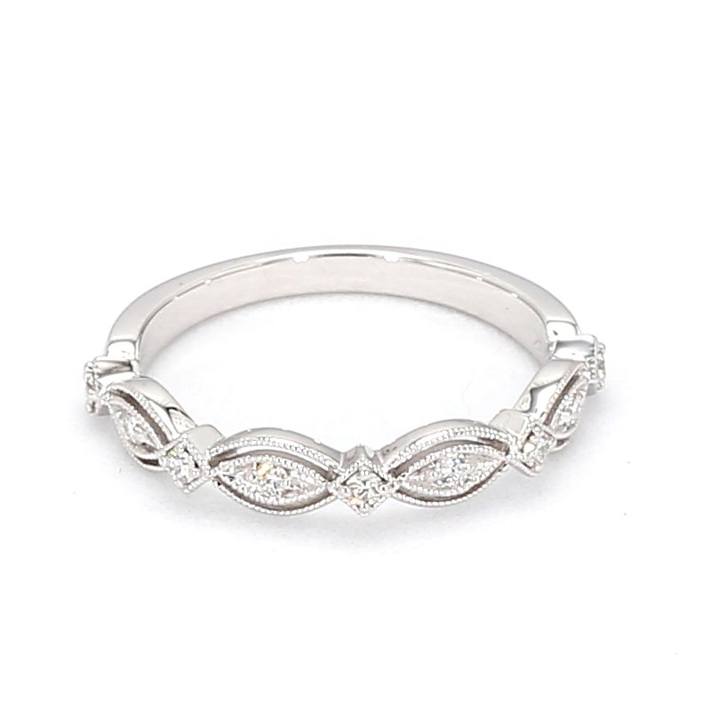 .15ct Diamond White Gold Ring