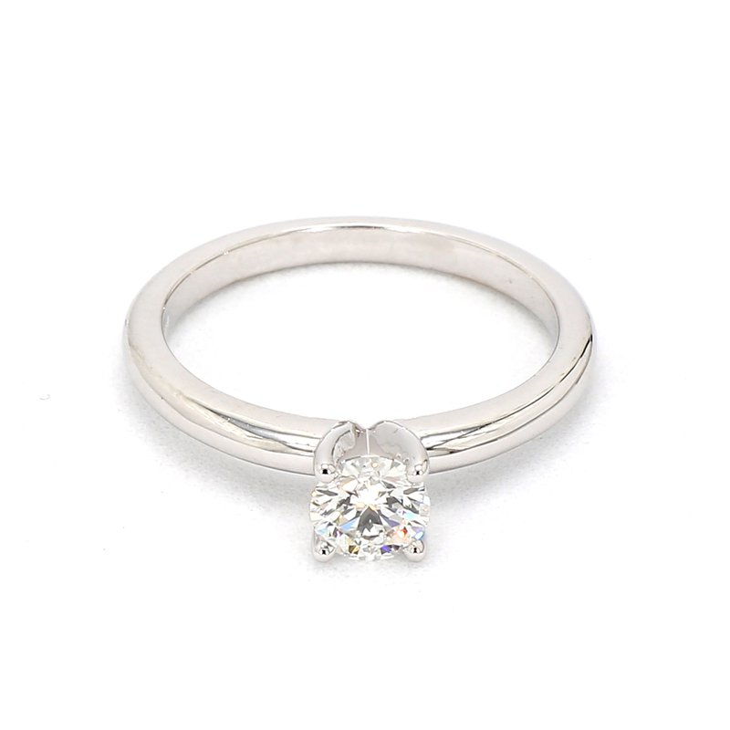 1/2ct Laboratory Grown Solitaire Engagement Ring
