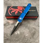 Ultratech Bayonet Grind Blue Standard Knife