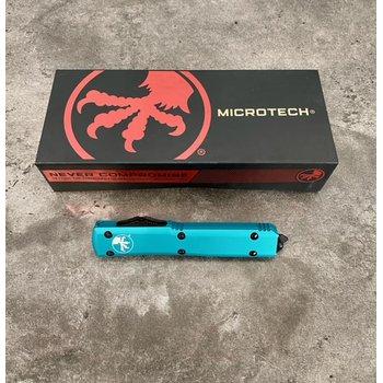 Ultratech Dbl Edge Turq Standard Knife.