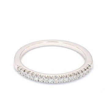 Thin Petite Diamond Ring