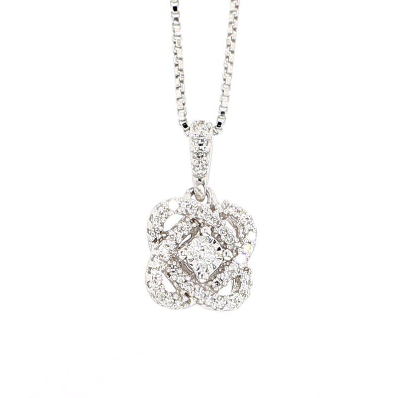 1/10ct Diamond Fashion Pendant