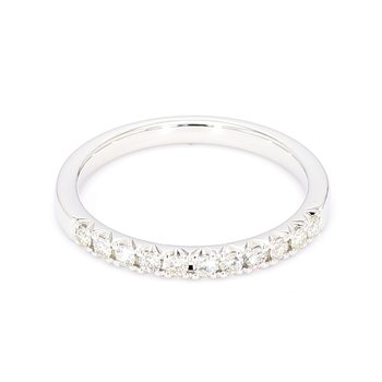 1/4ct 11 Stone Diamond Band
