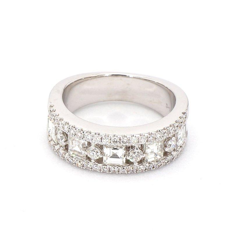 1 1/10ct Diamond Anniversary Ring