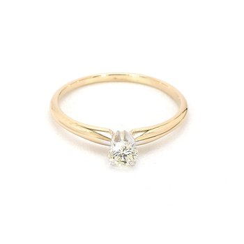 1/4ct Diamond Engagement Ring