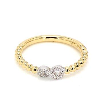 .06CTW Diamond Eternity Ring