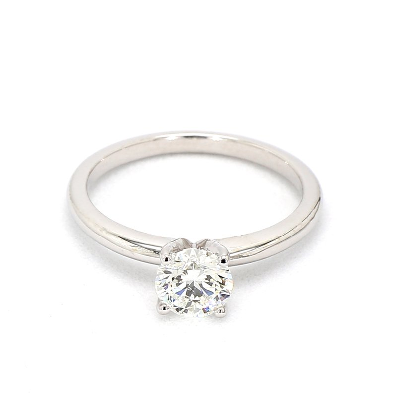 3/4ct Laboratory Grown Solitaire Diamond Engagement Ring