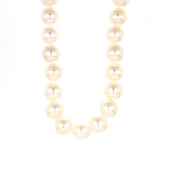 "18"" 6-7mm Pearl Necklace - Sustainably Farmed"