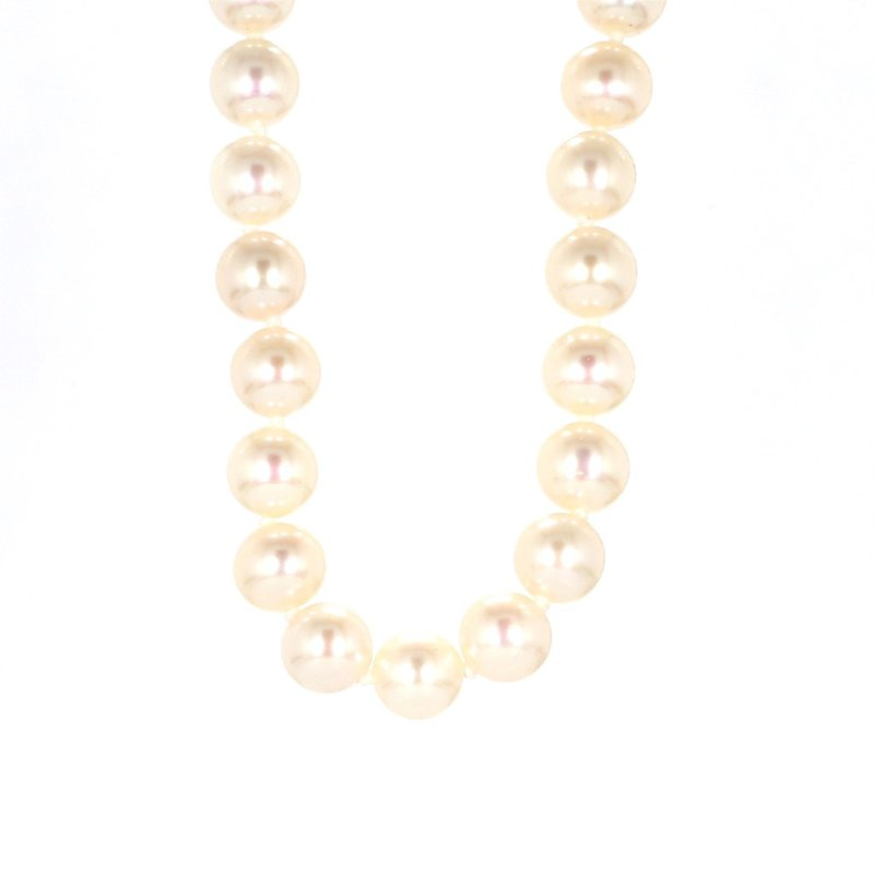 """18"""" 6-7mm Pearl Necklace - Sustainably Farmed"""