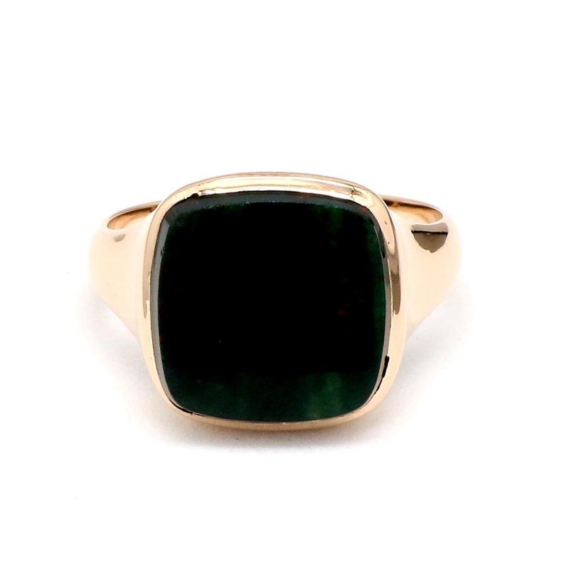 Vintage Bloodstone Ring