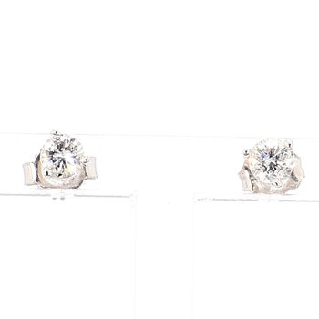 1/3ct. Diamond Stud Earrings