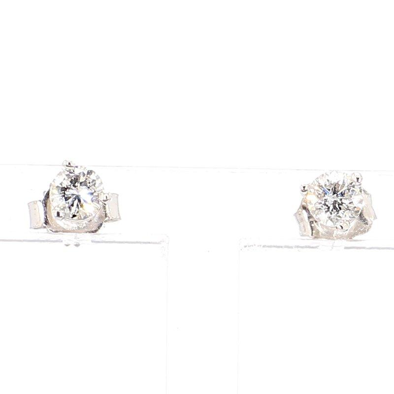 1/3ct. Diamond Stud Earrings