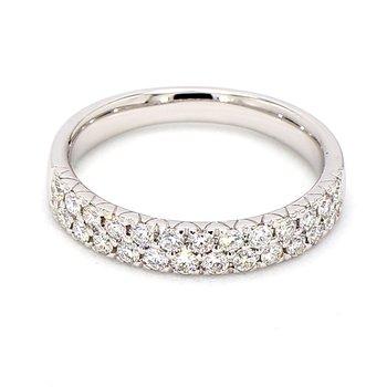 1/2ct Diamond Smart Eternity Style Ring
