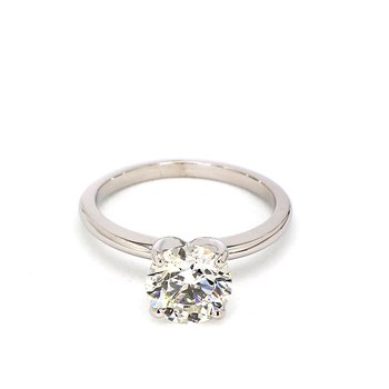 2.0ct Diamond Solitaire Engagement Ring