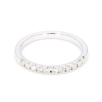 .25 Carat Diamond Wedding Or Anniversary Band