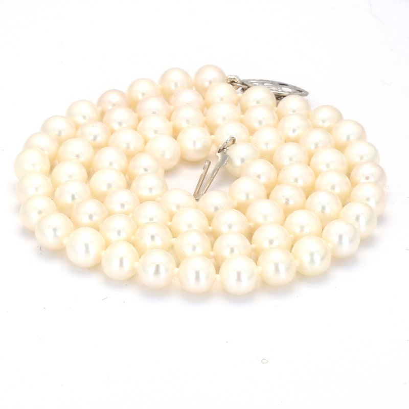 14Kt 5-6mm Pearl Strand