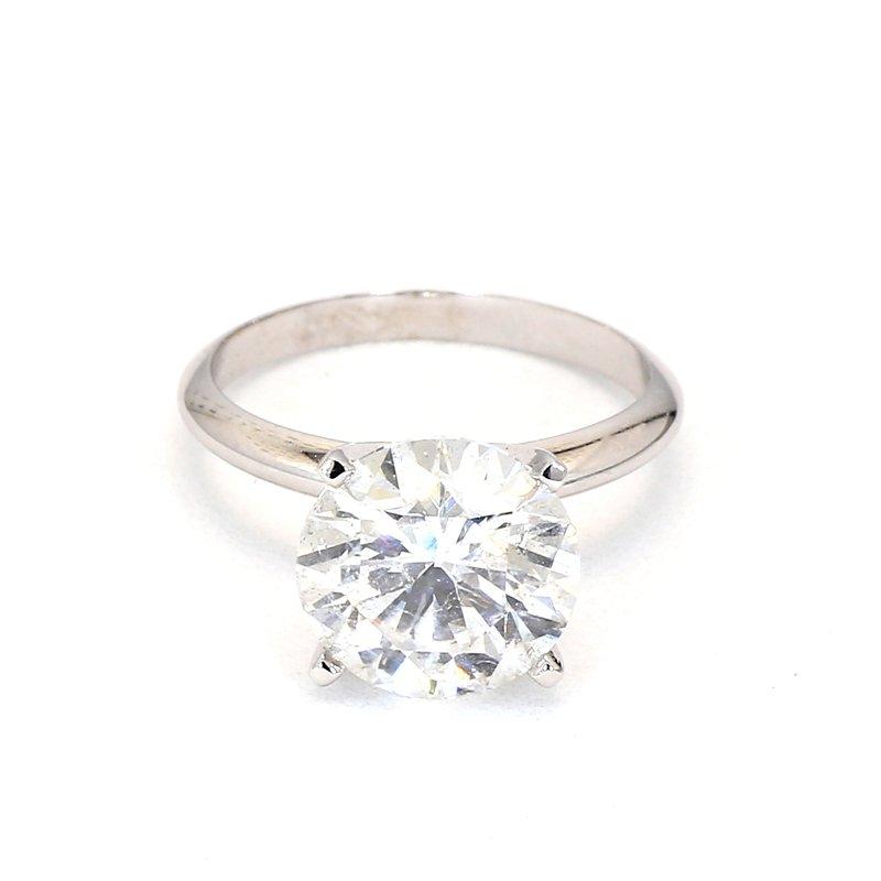 4 1/4ct Diamond Engagement Ring
