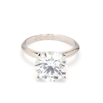 4 1/4ct Diamond Engagement Ring