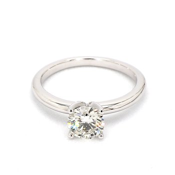 1.00ct Solitaire Diamond Engagement Ring