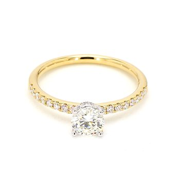 3/4ct Diamond Engagement Ring