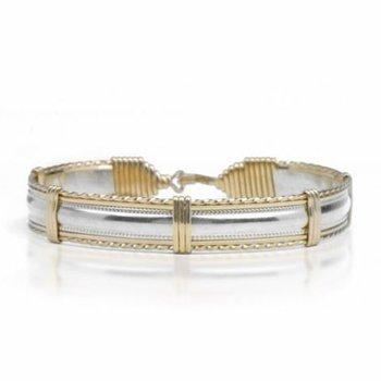 Dome Bar Bracelet