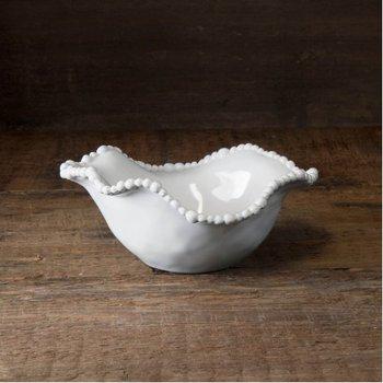 VIDA Alegria Small Sauce Bowl White