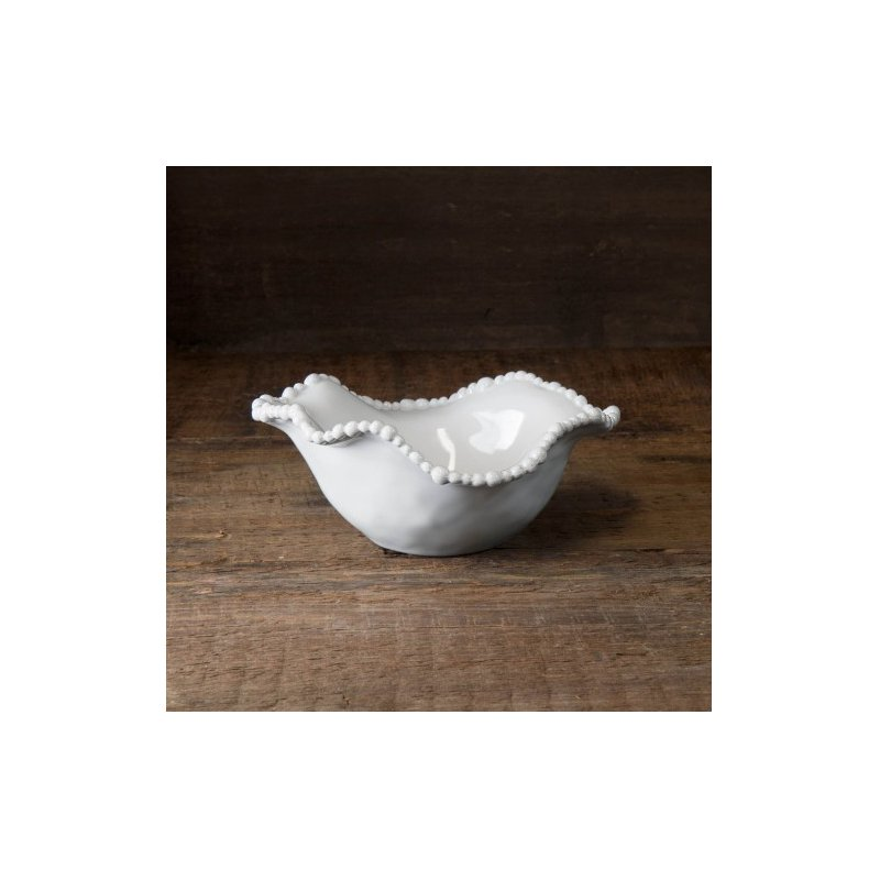 Beatriz Ball VIDA Alegria Small Sauce Bowl White