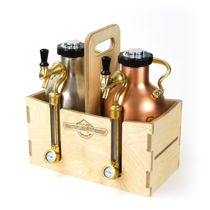 GrowlerWerks - Beer Growlers 730-07283