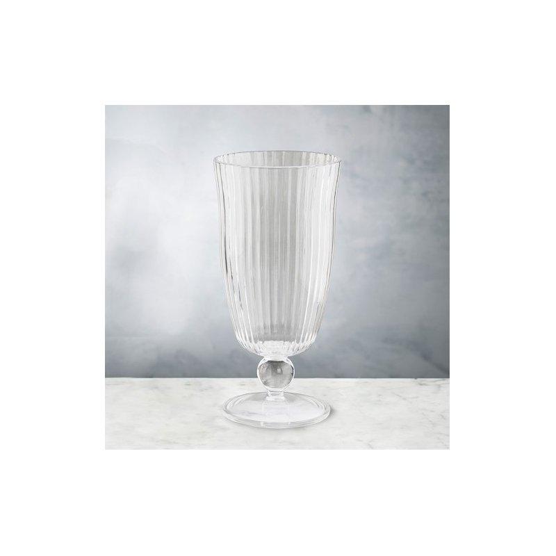 Beatriz Ball VIDA Venice Tumbler Acrylic Clear (Set of 4) - SMALL