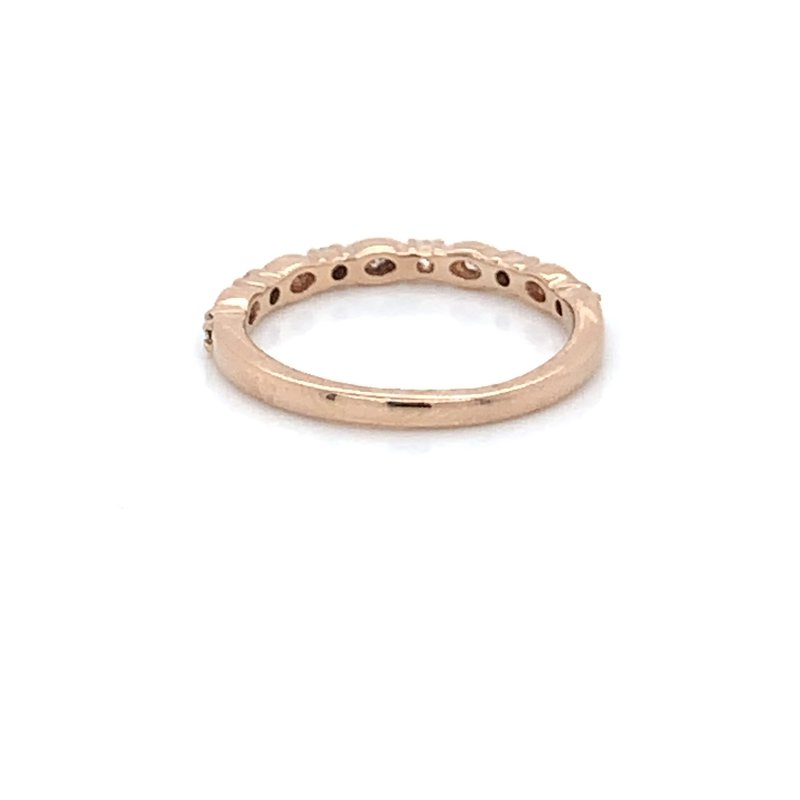 .21ctw Stackable Wedding Band