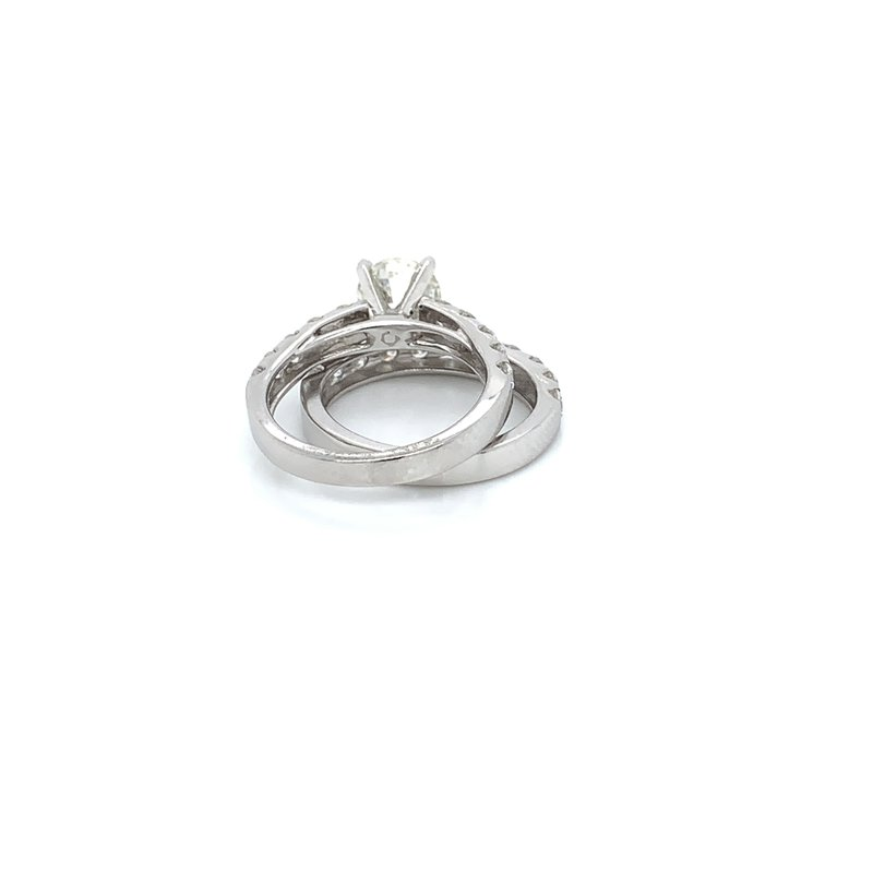 2.75ctw Solitaire with Accents Bridal Set