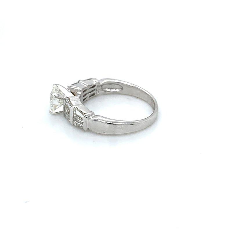 1.72ctw Diamond Engagement Ring