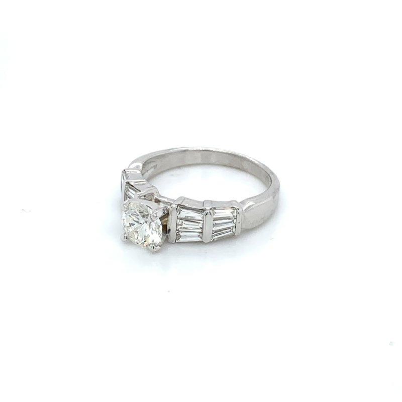 1.72ctw Diamond Engagement Ring