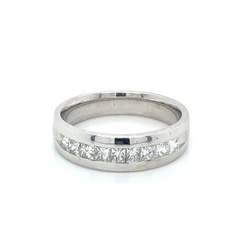 Men's 1.00ctw Diamond Wedding Band
