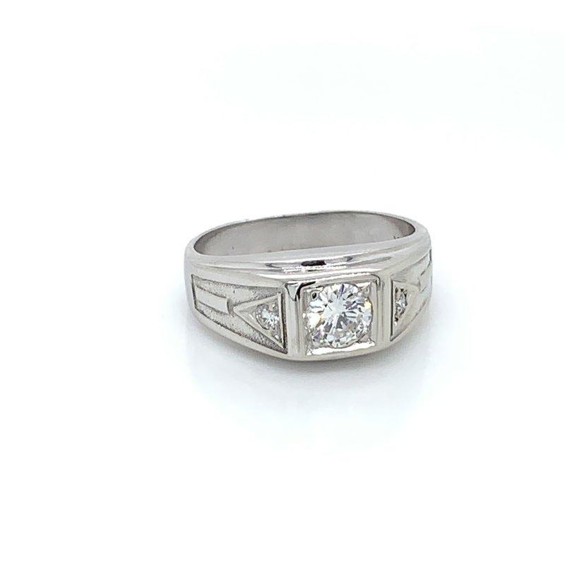 Men's 3/5ctw Diamond Ring