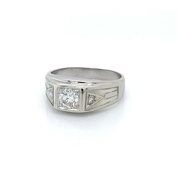 Men's 3/5ctw Diamond Ring