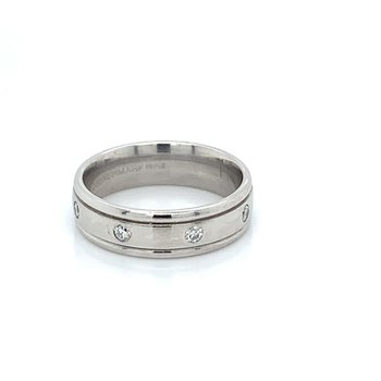 .25ctw Diamond Wedding Band