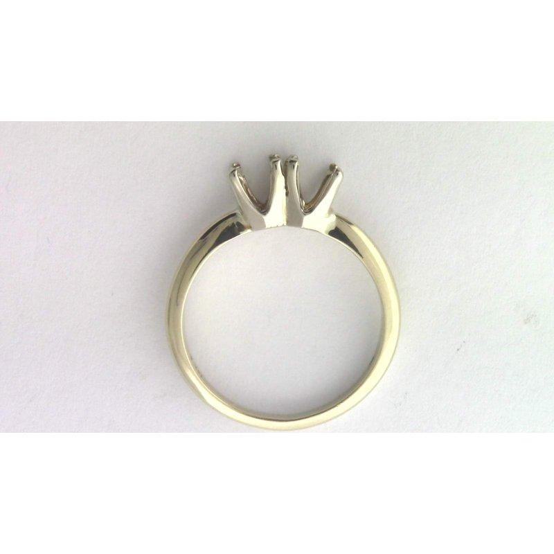 Pugh's Signature 14k Yellow Gold Ring