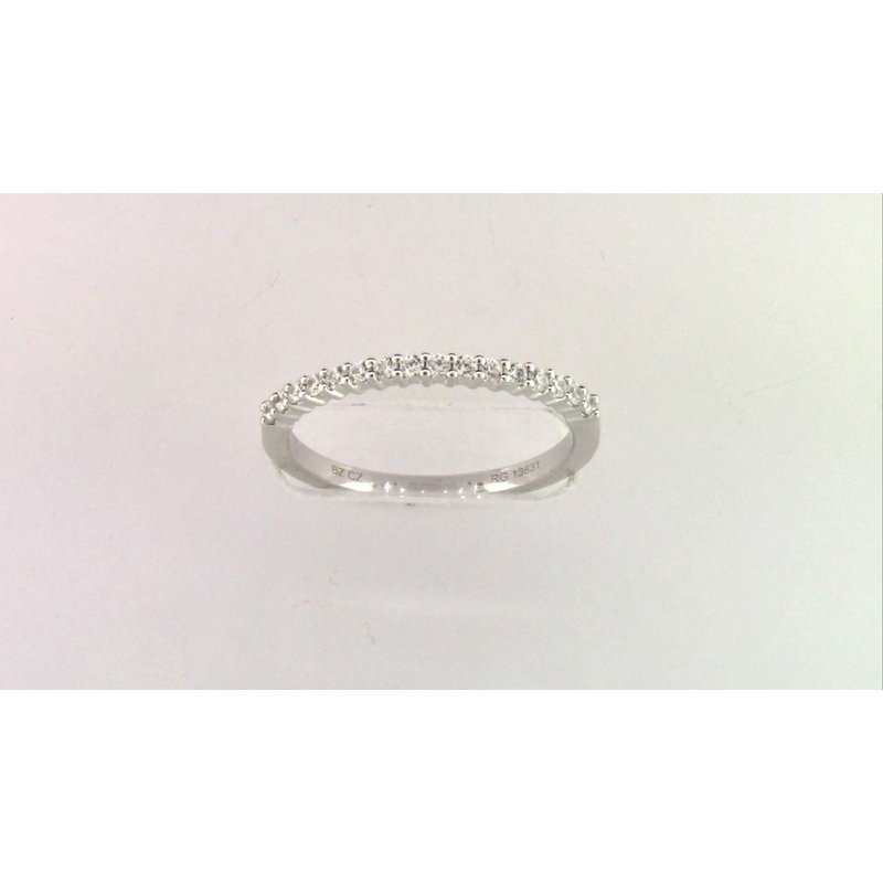 Pugh's Signature 14k White Gold Diamond Ring
