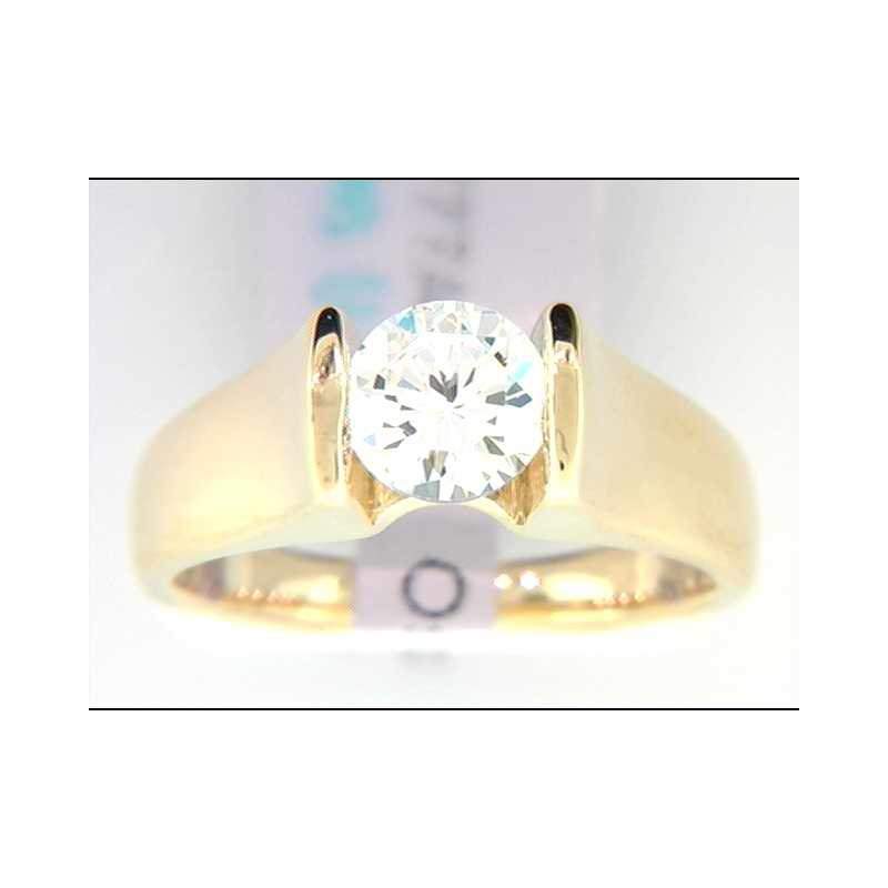 Ostbye Ladies' 14k Yellow Gold Ring Mounting